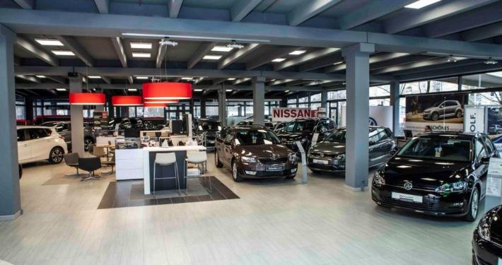 Autohaus Marquardt Stuttgart Volkswagen Nissan Und Skoda